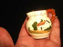 VINTAGE ROYAL WATCOMBE MOTTO WARE MINI JUG COTTAGE CANTERBURY JACK JILL UP HILL